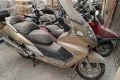 Motociclo HONDA SK tg. BJ 05898