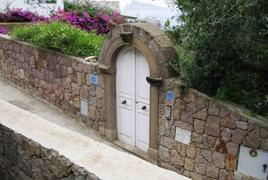 Localita' Isola di Panarea - località San Pietro, via Ditella (o Iditella) Drauth, nn.23-25