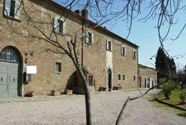 Frazione Borghetto, Via Montecchio 1