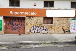Via Riccardo Misasi angolo via Santa Teresa 9