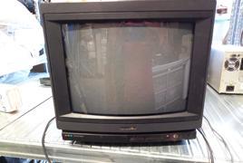 """Tv Sony 14"""" a tubo catodico"""
