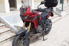MOTOCICLO HONDA SD0611 TG. EJ11087