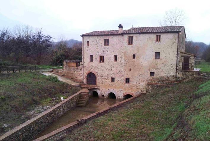 Dettaglio immagine località Molino di pari, Civitella Paganico (GR)