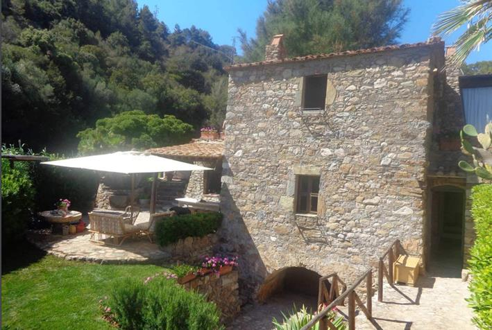 Dettaglio immagine Località Le Cannelle Porto Ercole, Monte Argentario (GR)