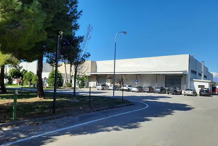 Dettaglio immagine via bellisario, Pianella (PE)