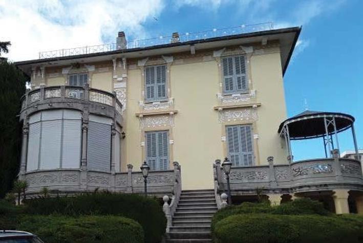 Bildausschnitt Via ROCCA DI LEGINO 40, Savona (SV)