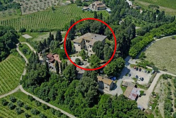 Dettaglio immagine via poggio All'Aglione 27, Montaione (FI)