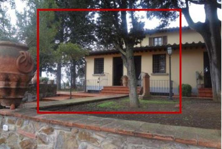 Bildausschnitt Localita' San Martino a Carcheri - Via di Carcheri  snc, Lastra a Signa (FI)